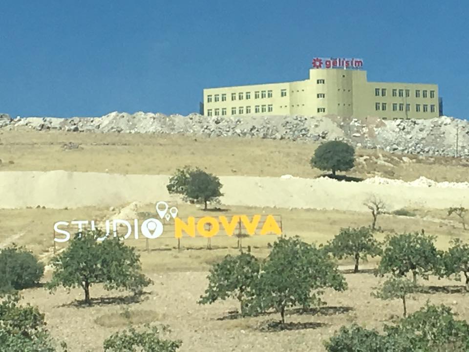 STUDIO NOVVA Proje Alanı